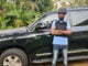 Ugandan gov't probes how Bobi Wine's bullet-proof car