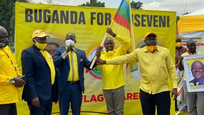 NRM moves to audit party performance in central region