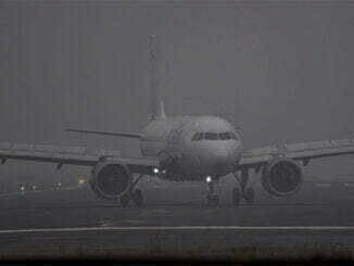 Dense fog disrupts flight operations in Entebbe, road transport in Kampala