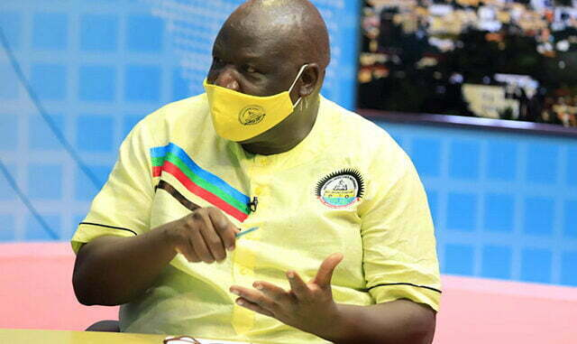 We don't need court victory to endorse our president, says NRM