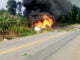 Fuel truck accident along Fort Portal – Kasese highway