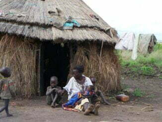 Food shortage in Karamoja
