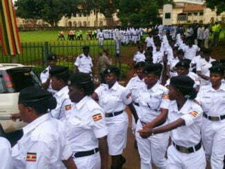 Uganda Traffic Police phasing out white uniform, to don new Khaki uniform