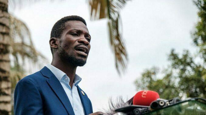Bobi Wine claims 2021 poll victory with 54.19%, calls for peaceful protests