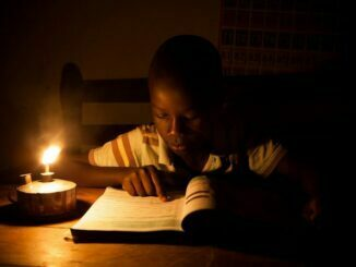 New drive launched to eliminate kerosene lamps in Gulu