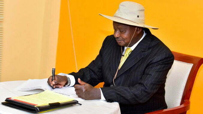 MP appeals to President Museveni not to assent to NSSF Bill