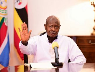 Uganda's President Museveni halts campaigns for the speakership race