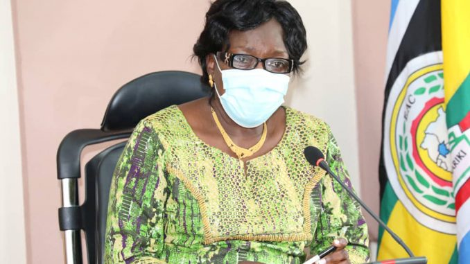 Statehouse facilities being misused to de-campaign me – Kadaga
