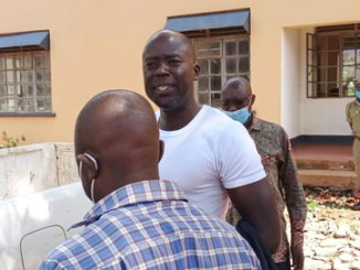 Aruu MP Odonga Otto arrested in Gulu over assault, illegal possession of firearm