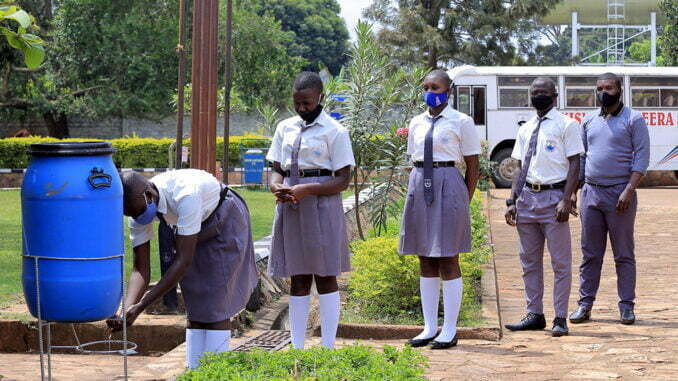 Fear as schools reopen for non semi-candidates against govt's 'phased manner'