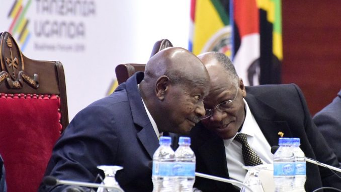 Uganda, Tanzania oil deal to be signed early April this year