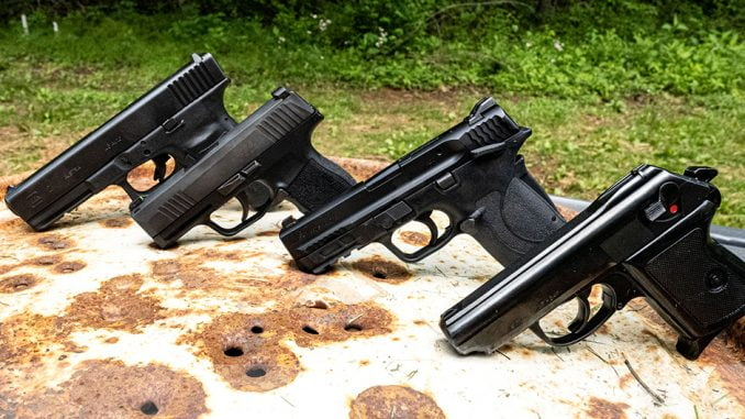 Uganda Police Flying Squad recovers 23 guns from thugs