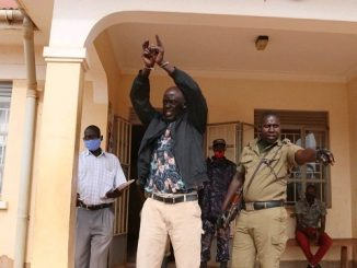 Aruu North County MP Odonga Otto charged, remanded to Gulu Prison