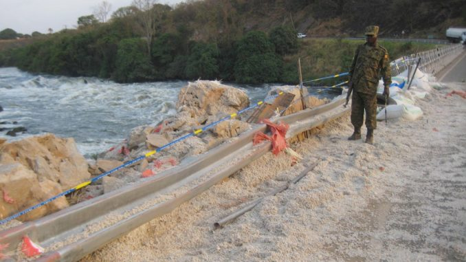Uganda Police gives up search for bodies of Karuma bridge accident