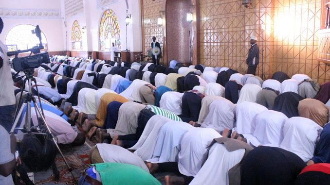 No need to lift curfew for Ramadan period – Minister Obiga Kania