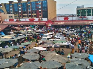 Gov't starts compensation process for Owino, Nakasero market traders