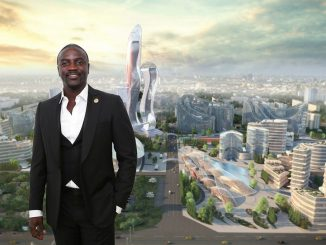 Uganda's opposition NUP opposes giving free land for Akon's futuristic city