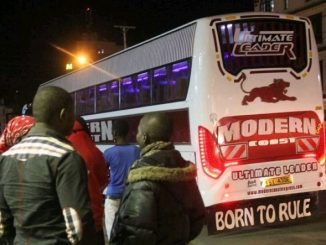 Suspension of bus operations in Kenya hits Busia touts hard