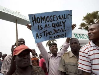 Parliament of Uganda silently passes law against homosexuality