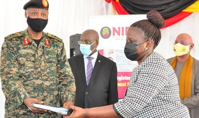 Gov't might take another 8 years before registering all Ugandans