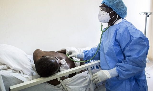 Uganda's Mulago and Entebbe hospital ICUs full of COVID-19 patients