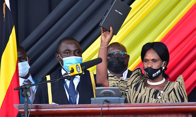LIVE: Swearing-in of Uganda's 11th Parliament MPs kicks off