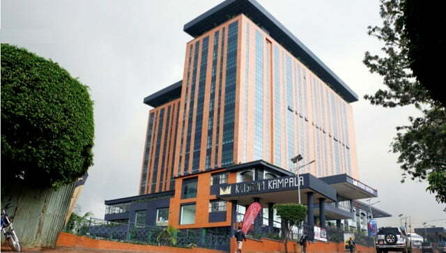 Parliament rents Sudhir's Kingdom Kampala office space for 323 MPs