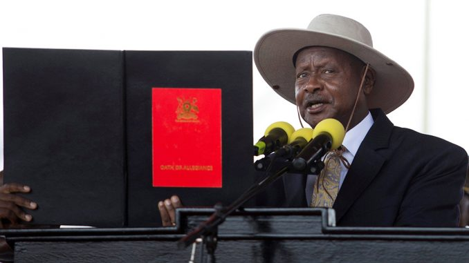 Over 20 heads of state to attend Museveni's swearing-in ceremony