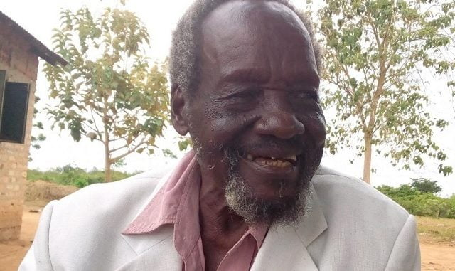 Obote's chief bodyguard returns home with $100 after 50 years in exile