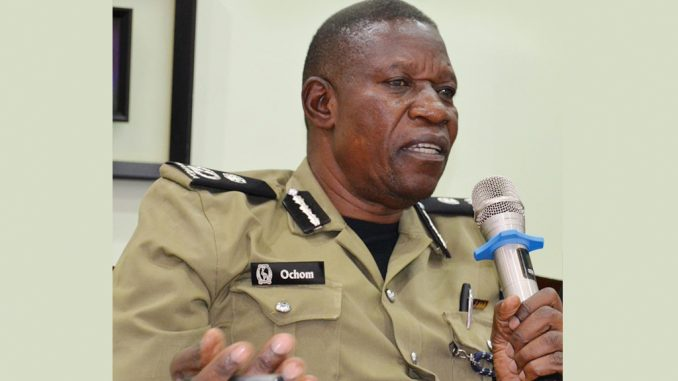 AIGP Ochom denies banning use of LC, RDC letters for travel