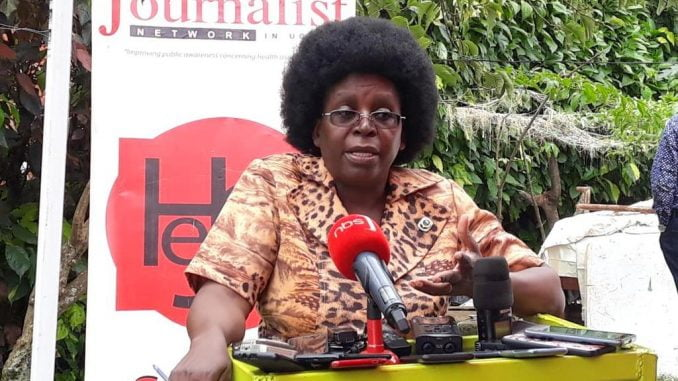 Ugandan Minister directs RDC to beat up violators of COVID-19 guidelines