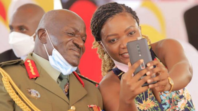 Two Muslim men remanded over murder of Gen. Katumba's daughter and driver