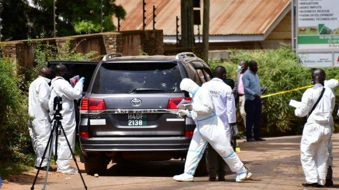 Gen Katumba's shooters still hiding in Bukoto, Ntinda - Security