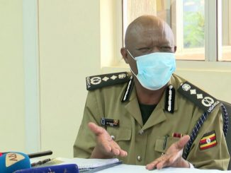 IGP Ochola bans police officers from driving personal cars during lockdown