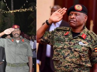 Museveni appoints Mbadi new CDF, first son commander of Land Forces