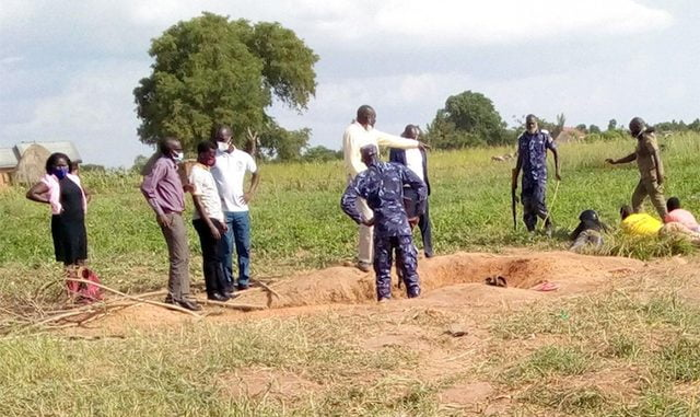 Panic in Ngora as residents discover three underground tunnel networks