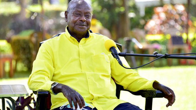 President Museveni releases full cabinet list, who's in and who's out?