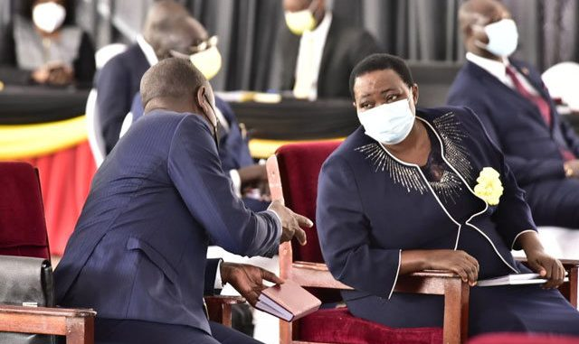 Uganda MPs oppose COVID-19 relief cash for cities, municipalities only