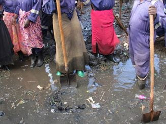 clogged-sewers-kcca-workers-waste-drainage-channels-garbage-collection