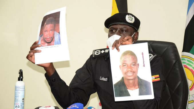 One Gen Katumba's attackers shot dead, four other suspects arrested