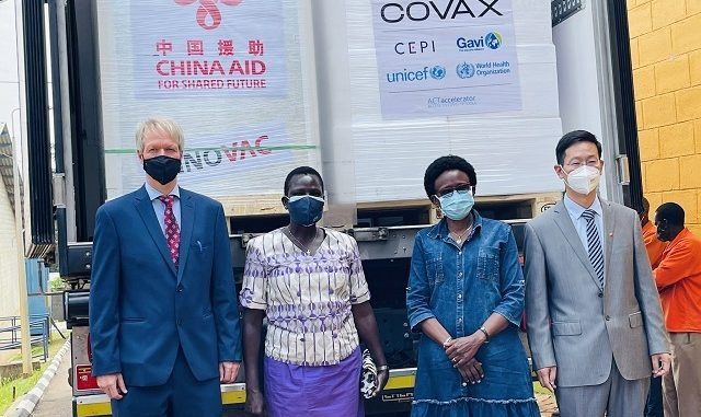 Uganda calls for trust, saying vaccine donations are thoroughly verified