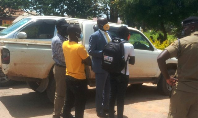 Late Ibrahim Abiriga's stolen vehicle recovered in DRC