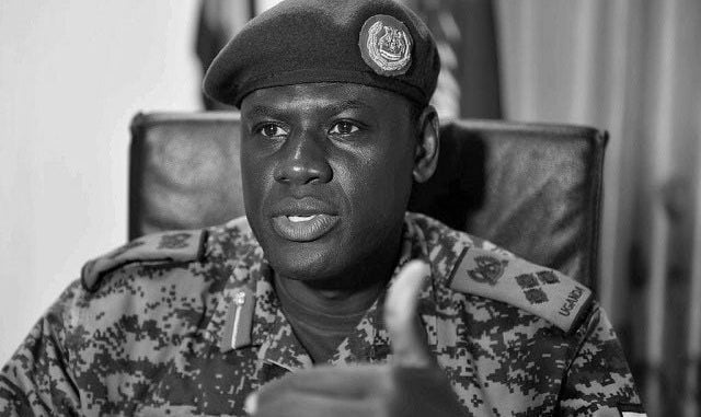 Gen Otafiire responds to public speculation on cause of Lokech's death