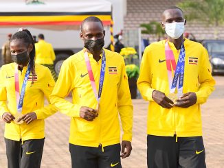 Museveni gifts new vehicles to Uganda's Olympic medalists