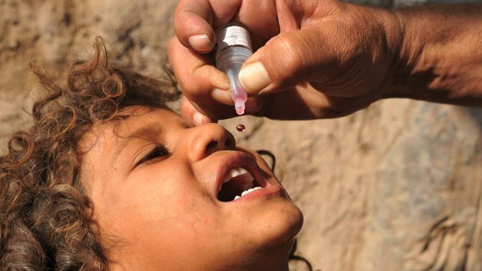Uganda wants all Afghan evacuees in the country vaccinated against polio