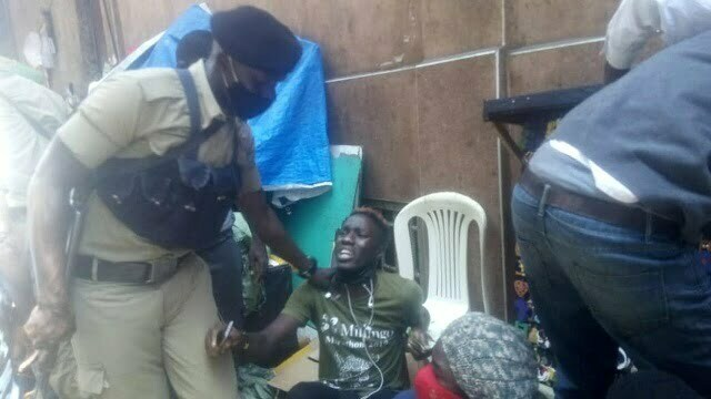 Four arrested in Kampala for selling banned substances
