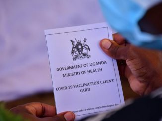 Three arrested in Uganda for selling fake COVID-19 vaccination cards