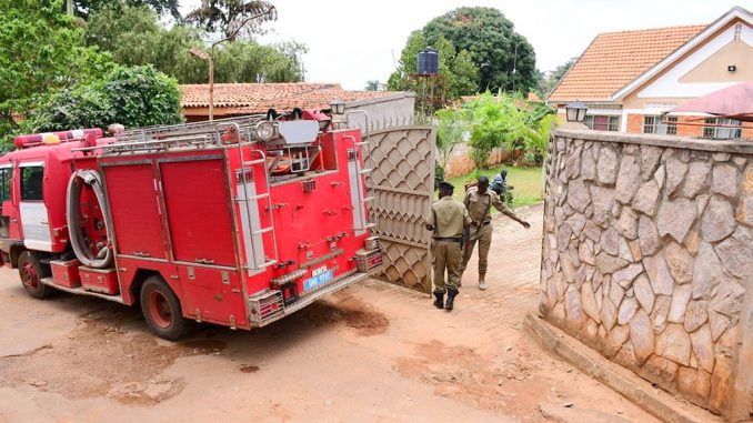 Police discover second body from Onebe's septic tank in Munyonyo