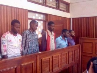 Masaka murder suspects complain of torture in military detention centres