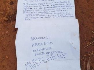 Panic in Rukungiri as assassins drop warning leaflets of impending attacks